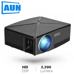 Projektor AUN C80 UP - HD, WIFI, Android