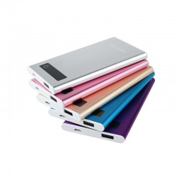 Power Bank Ultra Slim - 10.000 mAh
