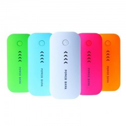 Power Bank Universal - 5600 mAh