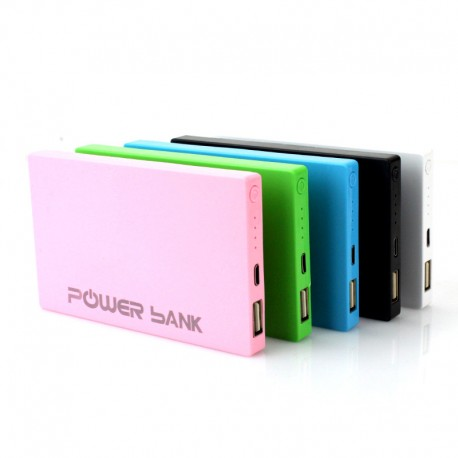 Power Bank 5600 mAh (slim)